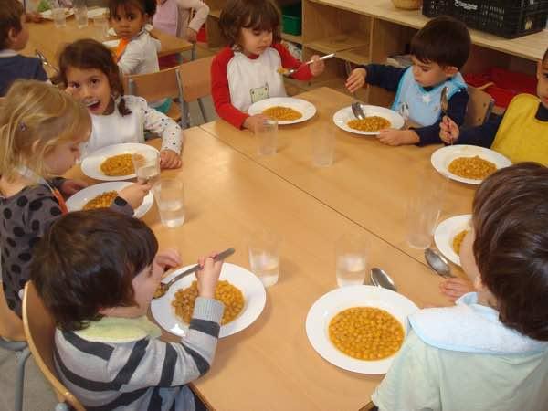 Convocatòria d'ajuts individuals de menjador. Curs 2016-2017