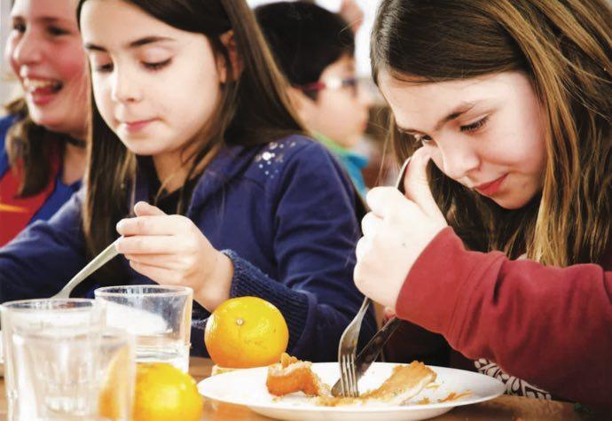 Convocatòria d'ajuts de menjador escolar. Curs 2017-2018