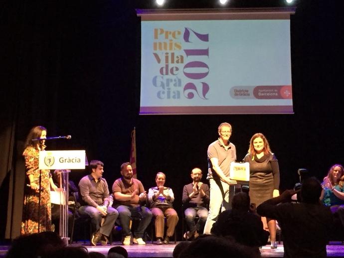 Contes Cantats obté el Premi a la Innovació Educativa