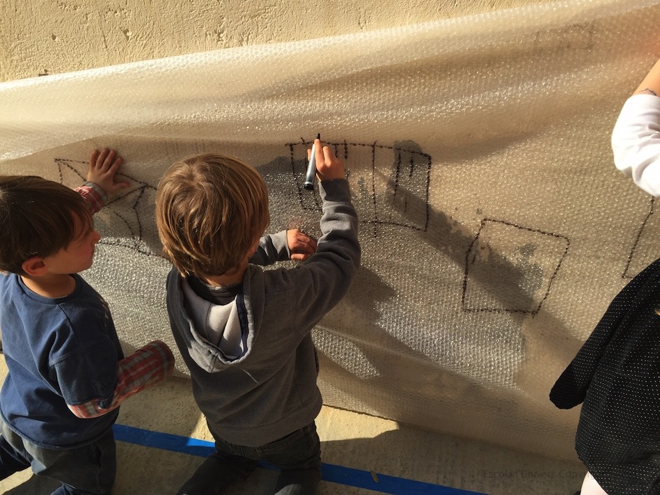 Apropant els infants al món de l'arquitectura