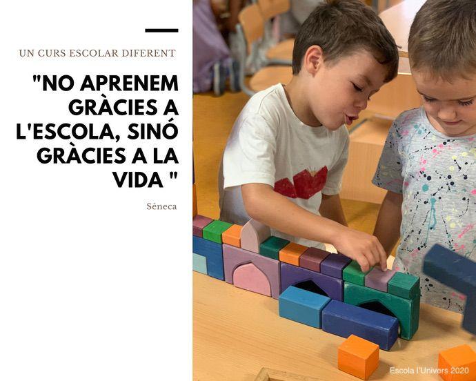 TORNADA A L'ESCOLA