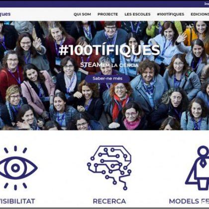 6è hem participat al  '100tífiques'